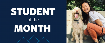 August Student of the Month: Sarah Park
